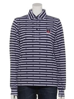 ポロシャツ長袖