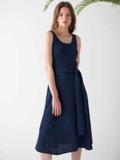 Metallic Summer Dress
