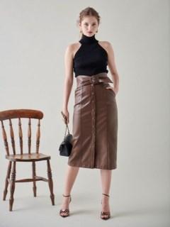 Anela Eco Leather Skart