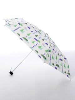 【korko(コルコ)】軽量スリム折り畳み傘【ランドスケープ】