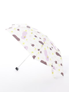 【korko(コルコ)】軽量スリム折り畳み傘【空想の森】