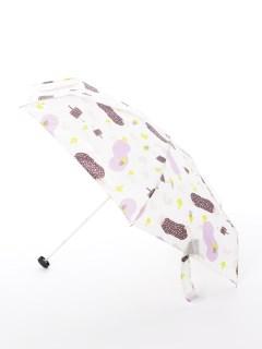 【korko(コルコ)】コンパクト折り畳み傘【空想の森】