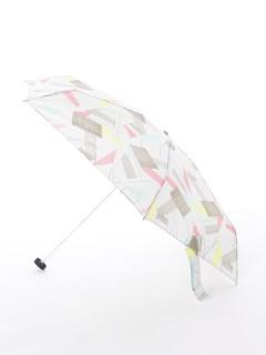 【korko(コルコ)】コンパクト折り畳み傘【ラインズ】