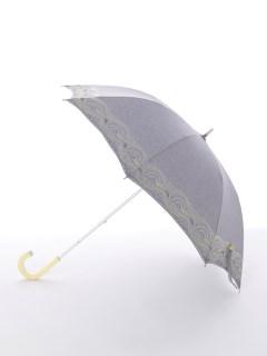 【korko(コルコ)】晴雨兼用の刺繍日傘ショートタイプ【ブルクスヴァナラの山脈】