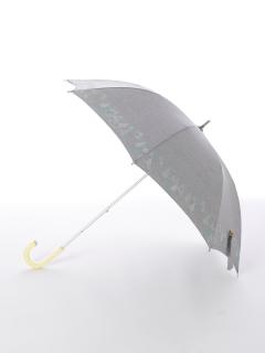 【korko(コルコ)】晴雨兼用の刺繍日傘ショートタイプ【かくれんぼ】