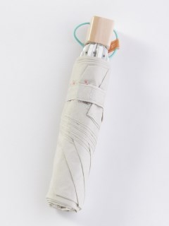 【korko(コルコ)】晴雨兼用の刺繍日傘ミニタイプ【サマーガーデン】