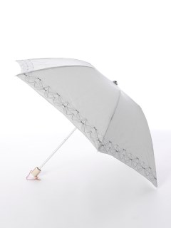 【korko(コルコ)】晴雨兼用の刺繍日傘ミニタイプ【バードソング】