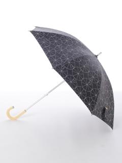 【korko(コルコ)】晴雨兼用のプリント日傘ショートタイプ【コールミー】