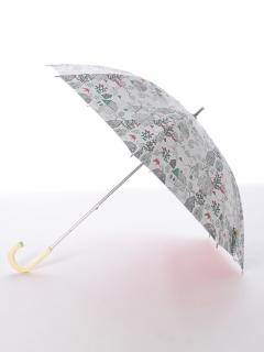 【korko(コルコ)】晴雨兼用のプリント日傘ショートタイプ【アイスランドでの大発見】
