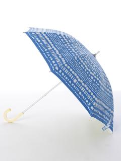 【korko(コルコ)】晴雨兼用のプリント日傘ショートタイプ【イーカ】