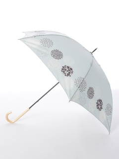 【tenoe(テノエ)】雨晴兼用手開き長傘【小花のパレード】