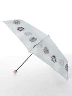 【tenoe(テノエ)】雨晴兼用折り畳み傘【小花のパレード】