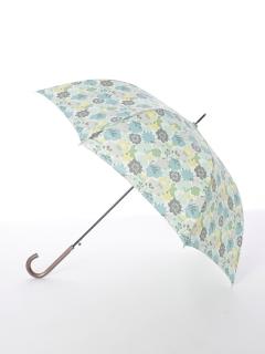 【tenoe(テノエ)】雨晴兼用ジャンプ長傘【ことりのおしゃべり】