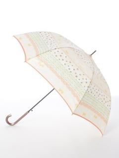 【tenoe(テノエ)】雨晴兼用ジャンプ長傘【もぐもぐサンドイッチ】