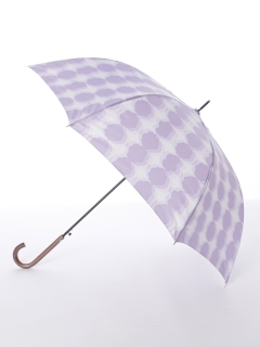 【tenoe(テノエ)】雨晴兼用ジャンプ長傘【うとうとな昼下がり】