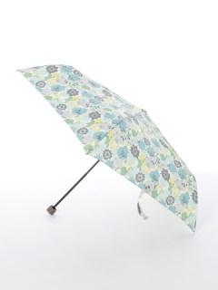 【tenoe(テノエ)】雨晴兼用折り畳み傘【ことりのおしゃべり】