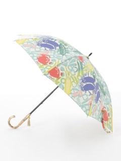 【nugoo】晴雨兼用日傘 ショート/夏野菜