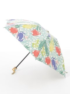 【nugoo】晴雨兼用日傘 折たたみ/夏野菜