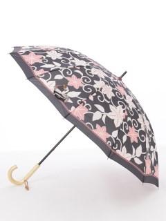 【nugoo】12本骨雨傘/鉄線花
