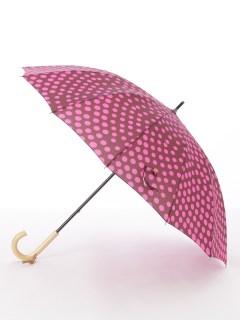 【nugoo】12本骨雨傘/水玉