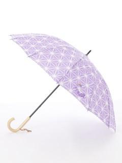 【nugoo】12本骨雨傘/麻の葉