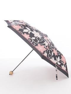 【nugoo】軽量折りたたみ傘/鉄線花