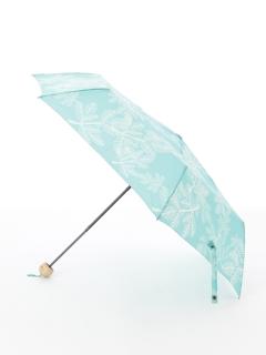 【nugoo】軽量折りたたみ傘/松葉