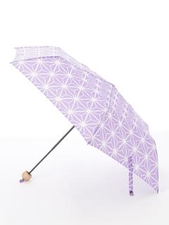 【nugoo】軽量折りたたみ傘/麻の葉