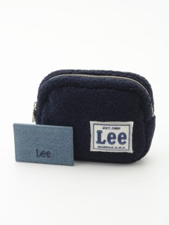 【Lee×SMIRNASLI】ボアポーチ