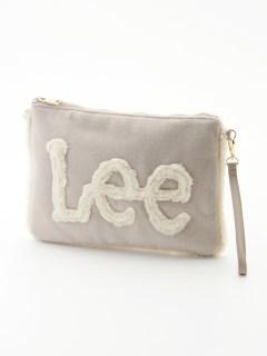 【Lee×SMIRNASLI】2wayロゴクラッチ