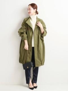 【VERMEIL par iena】VOTE MAKE NEW CLOTHES 別注milltary COAT