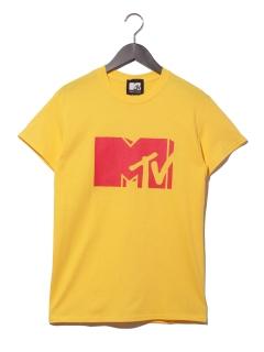 【MTV】MTV×JS LOGO Tee