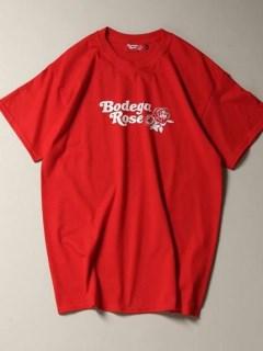 【BODEGA ROSE】SHORT SLEEVE Tシャツ