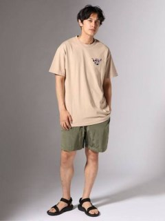 【EZ DO MARKET×Delicious】EZD MHAK for Delicious Hang Loose Tシャツ