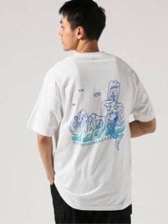 【Evisen skateboads】SIESTA Tシャツ