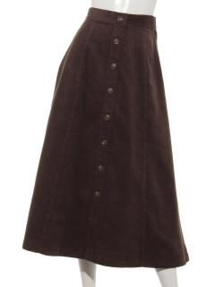 コーデュロイナロースカート
