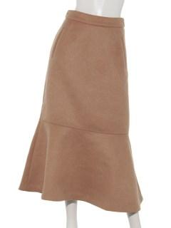 【La vie de Leory】メルトンヘムペプラムスカート