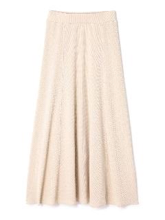 ワッフルナロースカート