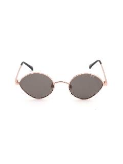 変形フレームサングラス