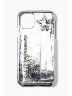スター キャッチ iPhoneケース
