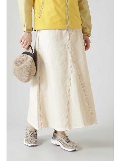 リメイク風フレアスカート