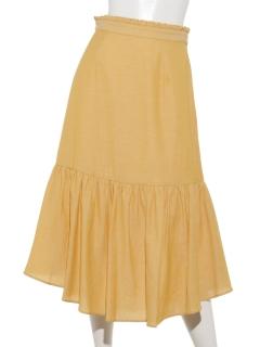 マーメイドラインスカート