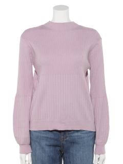 【CarinaLuce】バックリボンもちもちニットセーター