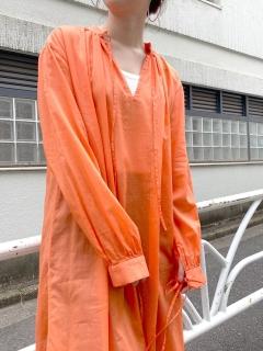 スキッパーリゾートドレス