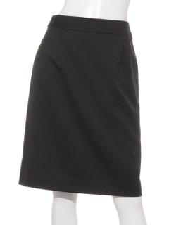 【Brilliantstage】SOLOTEXタイトスカート《洗えるスーツ》