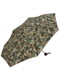 【折りたたみ傘】[UNISEXSTANDARD]ステラカモフラージュmini