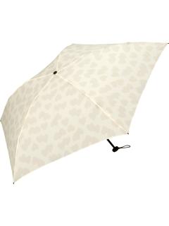 【折りたたみ傘】[w.p.c Air-Light]ハートシャドーmini
