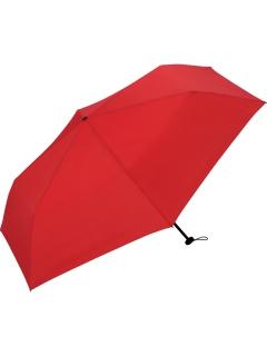 【折りたたみ傘】[UNISEXEASY]レッドmini