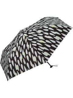 【折りたたみ傘】[UNISEXEASY]ラージドロップmini