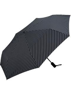 【折りたたみ傘】[UNISEXASC]ピンストライプmini